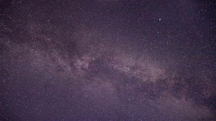 milky way galaxy sky 5k Mac Wallpaper