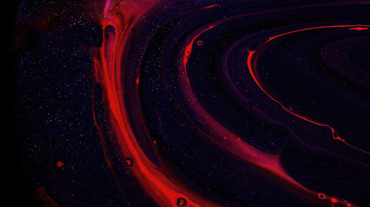 outer space astronomy universe space pattern textu Mac Wallpaper