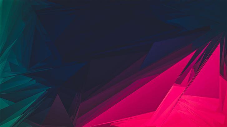 abstract sharp like knife 5k Mac Wallpaper