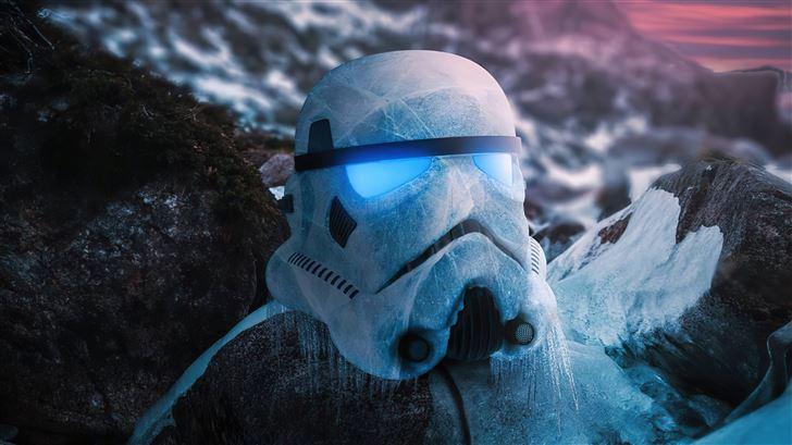 the lost trooper Mac Wallpaper