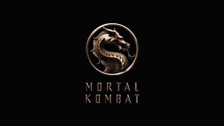 mortal kombat movie logo 5k Mac Wallpaper