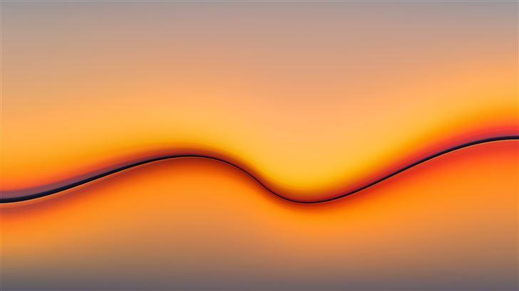 solid break abstract 8k Mac Wallpaper