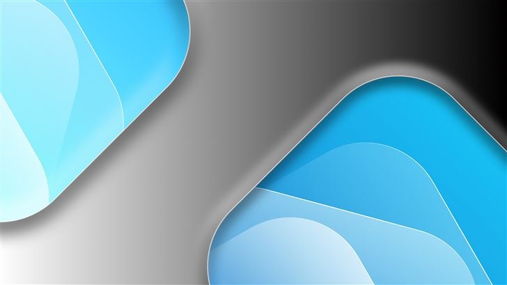two glasses abstract 8k Mac Wallpaper