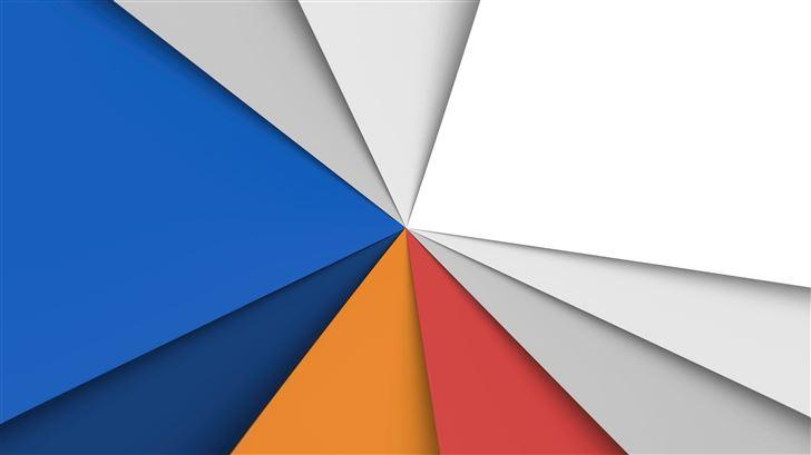 material matches abstract 8k Mac Wallpaper