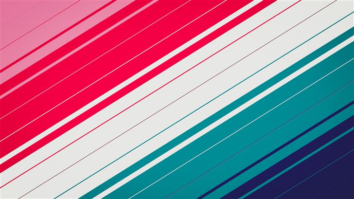 colorful lines abstract 5k Mac Wallpaper