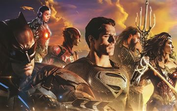 justice league zack synders cut 5k All Mac wallpaper