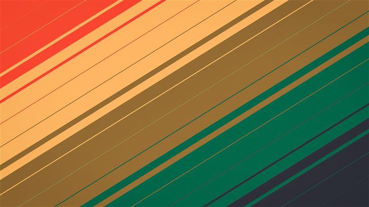 abstract lines sharp 5k Mac Wallpaper