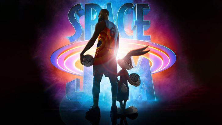 space jam a new legacy 5k Mac Wallpaper