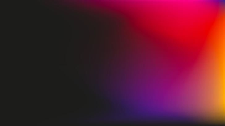 red colour blur 8k Mac Wallpaper