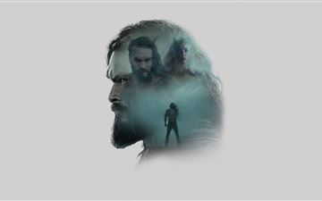jason momoa as aquaman zack synders justice league All Mac wallpaper