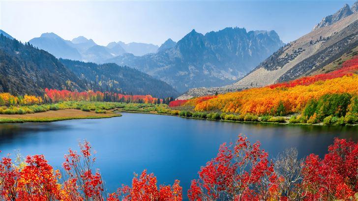 north lake colorful 8k Mac Wallpaper