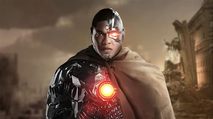 knightmare cyborg 5k Mac Wallpaper