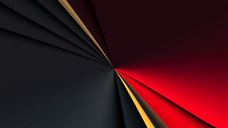 abstract dark colors pattern 8k Mac Wallpaper