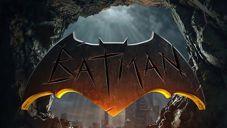 the batman 5k Mac Wallpaper