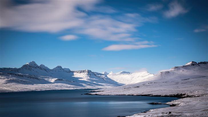 iceland mountains afternoon 5k Mac Wallpaper