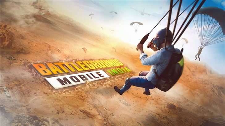 battlegrounds mobile india Mac Wallpaper