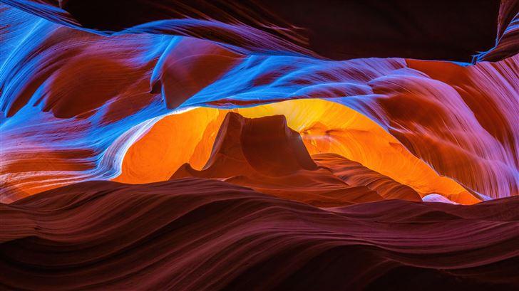 antelope canyon arizona 8k Mac Wallpaper