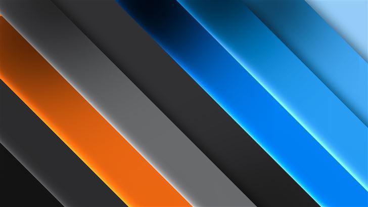 material color palette 8k Mac Wallpaper