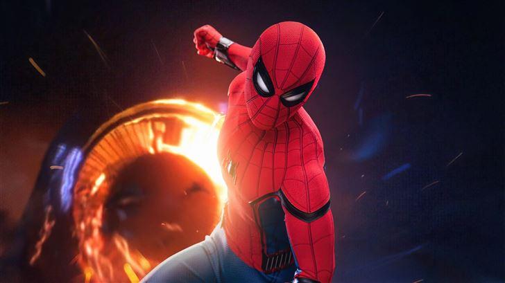 spiderman miles morales 5k Mac Wallpaper