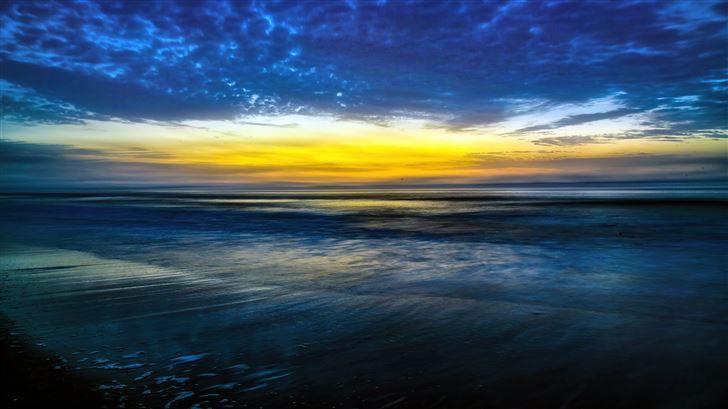 sunrise garden city beach south carolina 8k Mac Wallpaper