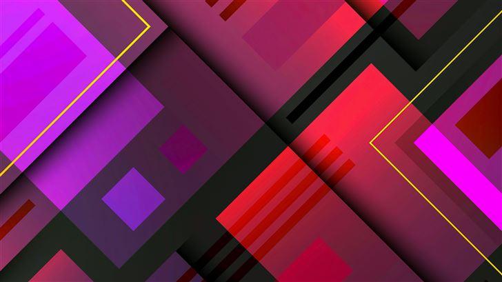 material designs minimal 5k Mac Wallpaper