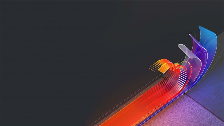 2021 microsoft build 5k Mac Wallpaper