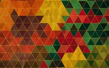 Abstract patterns Mac wallpaper