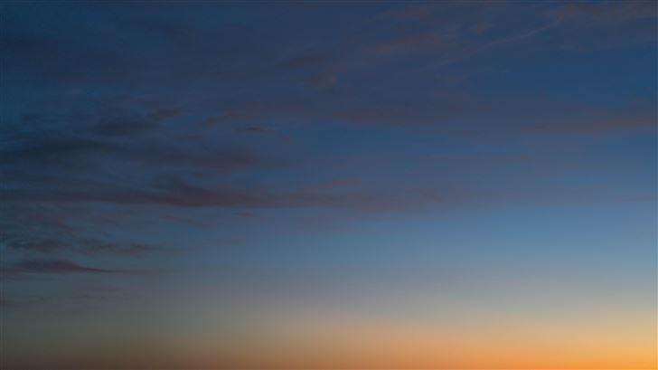 pacific sunset 8k Mac Wallpaper