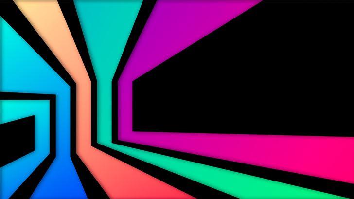 shape of rectangle abstract 8k Mac Wallpaper