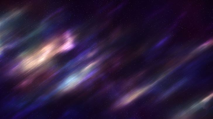cosmic aura abstract 5k Mac Wallpaper