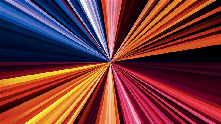 abstract colors generator Mac Wallpaper