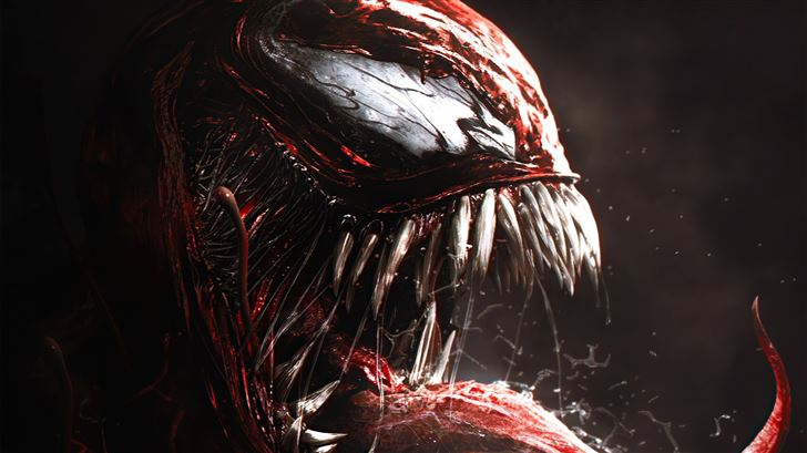 venom let there be carnage 5k Mac Wallpaper