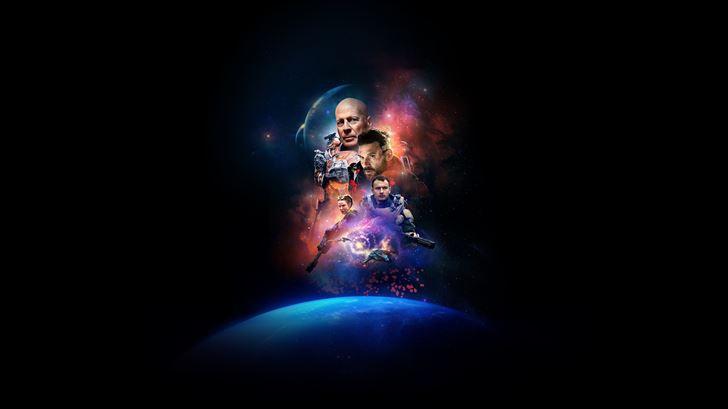 cosmic sin 8k Mac Wallpaper