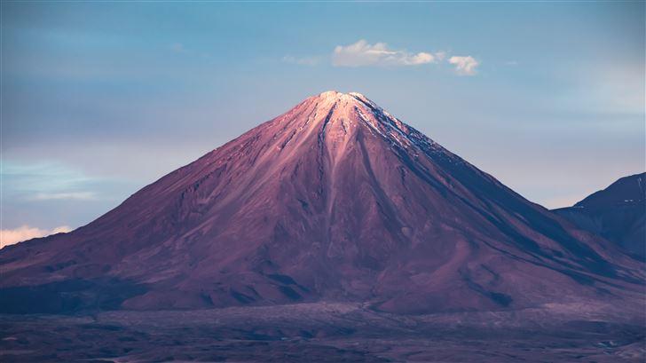 volcano chile 5k Mac Wallpaper