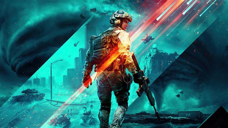 battlefield 2042 Mac Wallpaper
