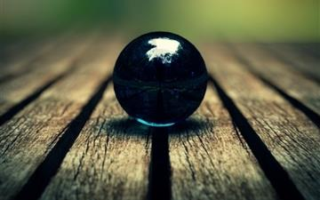 Crystal ball All Mac wallpaper