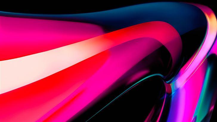 light stream pink big sur Mac Wallpaper