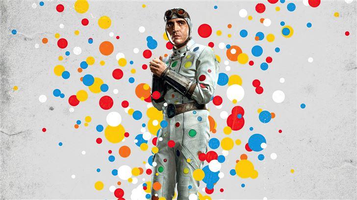 polka dot man the suicide squad 8k Mac Wallpaper