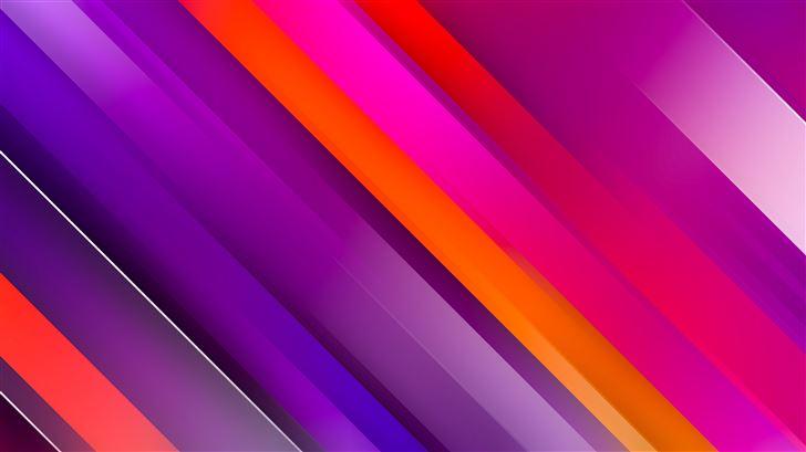 triangle pattern abstract 8k Mac Wallpaper