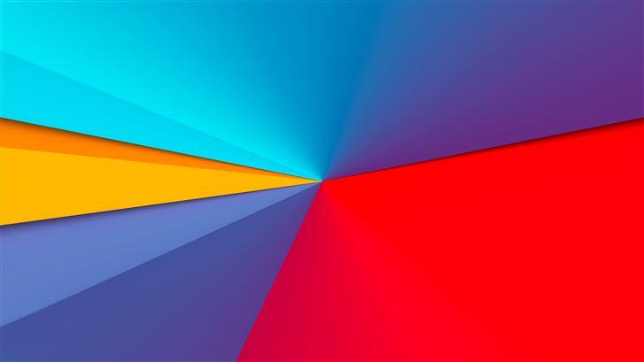 light color shape 8k Mac Wallpaper