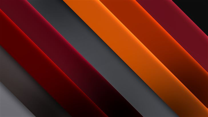 dark color palette 8k Mac Wallpaper