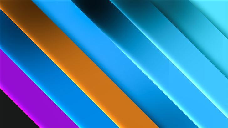 color palette 8k Mac Wallpaper