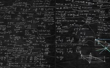 Mathematical formulas All Mac wallpaper