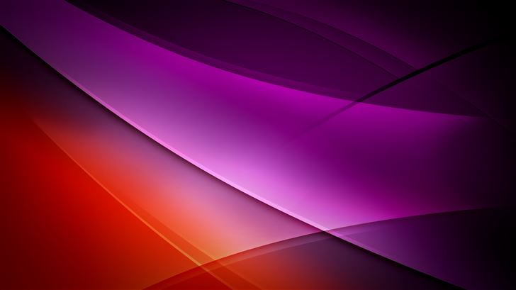 red purple new shapes 8k Mac Wallpaper