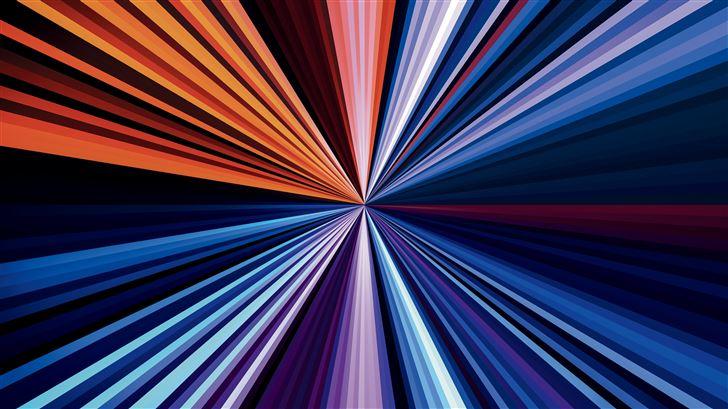 new colors transformation 8k Mac Wallpaper