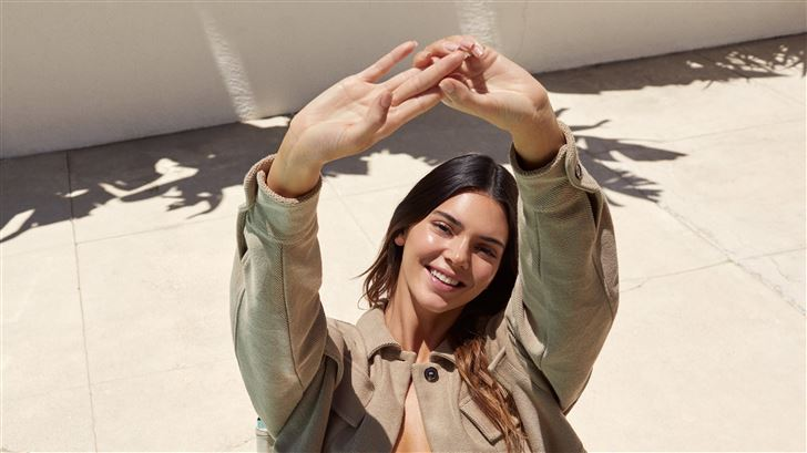 kendall jenner about you photoshoot Mac Wallpaper
