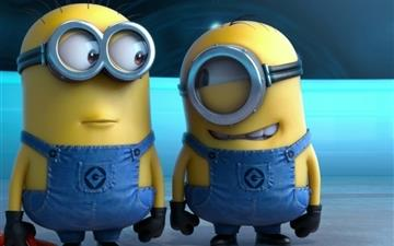 Despicable me All Mac wallpaper
