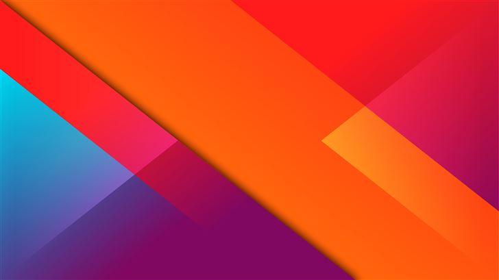 material colors 8k Mac Wallpaper