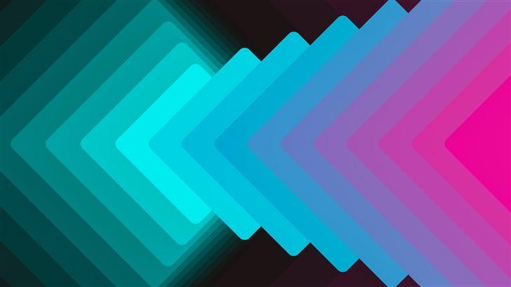 moving pattern colors 8k Mac Wallpaper