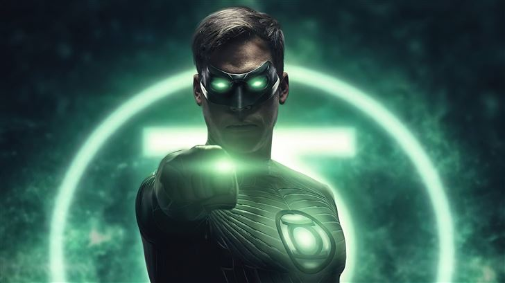 hal jordan green lantern injustice 2 Mac Wallpaper